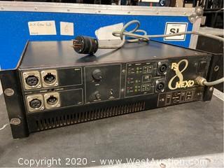 Nexo PS8 Amplifier