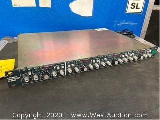BSS DPR-404 4 Channel Compressor De-Esser