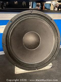 "Professional Audio Systems MB12 800 12"" Woofer"