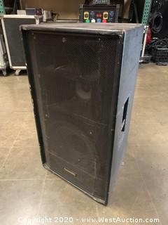 Community XLT46 Three-Way Loudspeaker System