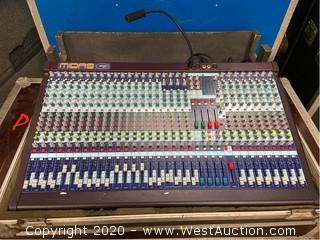 Midas Venice 320 Professional Mixing Board In Road Case