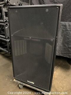 """20""""x35""""x20"""" Community SLS960 Three-Way Loudspeaker System"""
