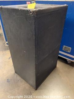 "30""x50""x24"" Eastern Acoustic Works SB-528 Sub-Woofer System"