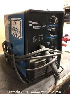 Miller 130XP Millermatic Wire Welder