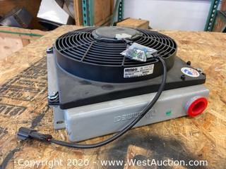 Emmegi Heat Exchanger S2-12S-BP