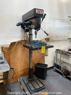 Jet IDP-17 Industrial Drill Press