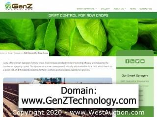Domain: www.GenZTechnology.com