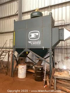 Camfil Air Pollution Control GS10 Dust Collector