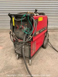 Lincoln Electric Power Mig 255C Welder