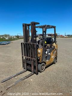 Caterpillar C3000-LP Forklift