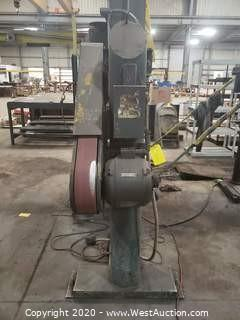 General Electric Belt Sander 5K 24D38