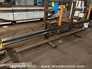 "157.5"" 4 Sided Press Brake Die"