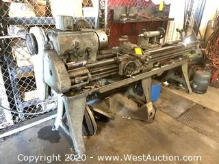 LeBlond Regal Lathe 15