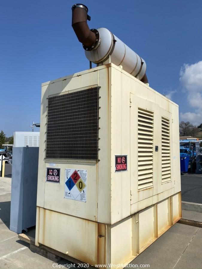 Kohler 350R0ZD71 Diesel Generator