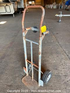 4-Wheel Dolly Hand Truck