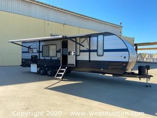 2019 Forest River Cherokee 274RK Travel Trailer