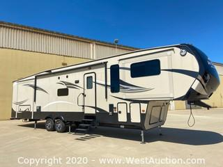 2016 Keystone Montana High Country 374FL Fifth Wheel Travel Trailer