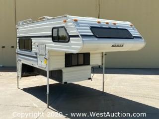 1991 Lance 480 Truck Camper