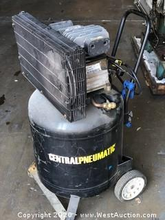 Central Pneumatic Compressor