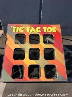 Giant Tic-Tac-Toe