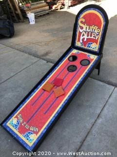 Shuffle Alley Carnival Game