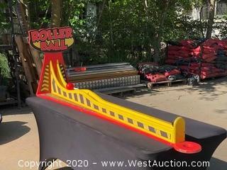 Roller Ball Carnival Game