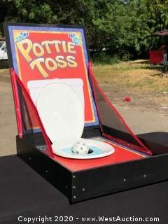 Pottie Toss