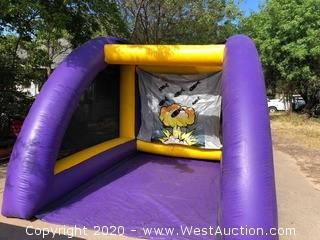 Missile Defense Inflatable Game