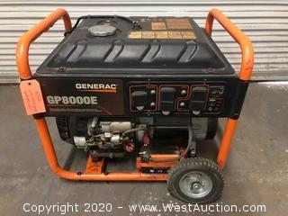 Generac Generator GP8000E