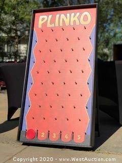 Giant Plinko Game