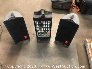 Fender Passport Sound System