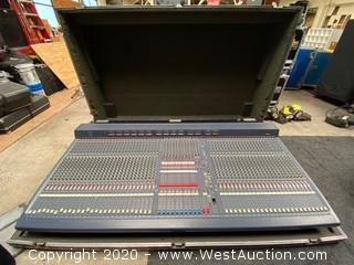Ramsa SX1 Mixing Board & Road Case