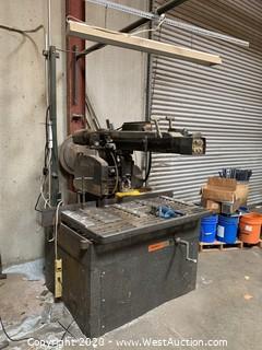 Dewalt 3581 10HP Radial Arm Saw