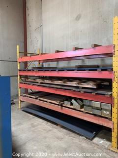 Pallet Rack Unit (Assembled)