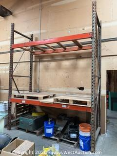 Pallet Rack Unit (Assembled)