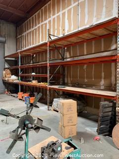 Pallet Racking (Assembled)