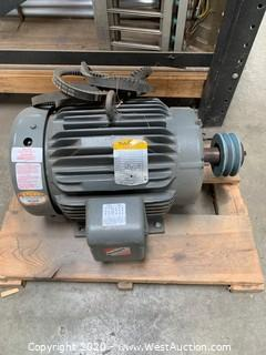 Baldor 7 1/2HP Electric Motor