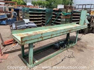Hydraulic Tilting Table
