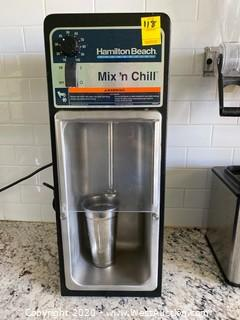 Hamilton Beach Commercial Mix 'n Chill Drink Mixer