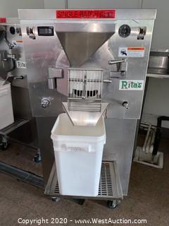 Electro Freeze RFC3-137 Single Batch Freezer