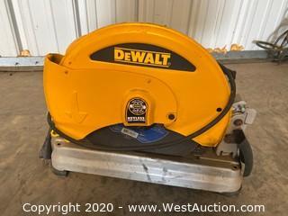 """Dewalt D28715 14"""" Chop Saw"""
