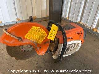 Stihl TS700 5.0 kW Cut-off Saw