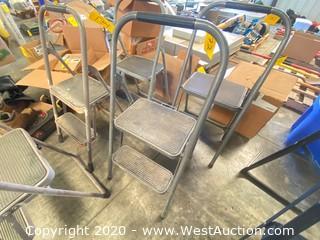 (1) Step Ladder