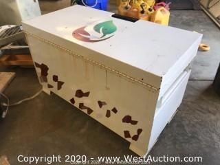 Knaack 4824 Storage Box