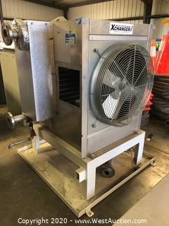 Industrial Heat Exchangers XChange Fan