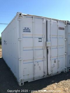 20' Sea Container