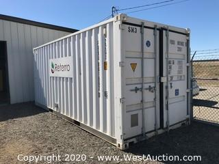 20' Sea Container (Racking Included)