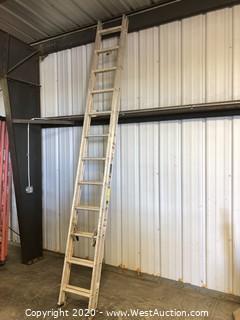 Louisville 24' Extension Ladder