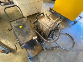 Hypertherm Powermax 1000 Plasma Cutter with Cart