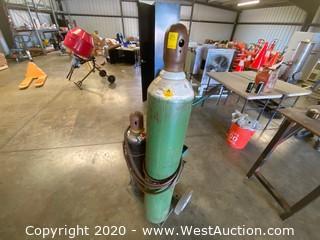 Randor Oxygen - Acetylene Torch Set